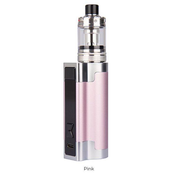 Kit ZELOS Aspire 3 couleur rose